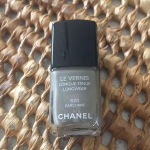 Chanel polish 520 Garconne